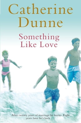 Book Something Like Love by Catherine Dunne
