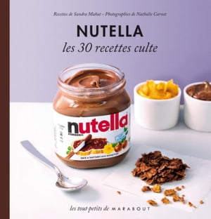 Nutella by Sandra Mahut