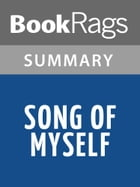 Song of Myself by Walt Whitman l Summary & Study Guide by BookRags