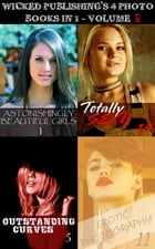 Wicked Publishing's 4 Photo Books In 1 - Volume 1 by Mandy Tolstag