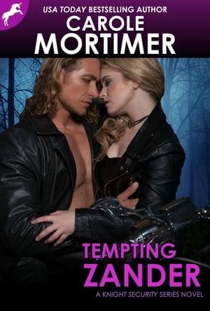 Tempting Zander (Knight Security 4)