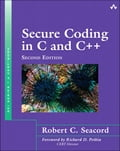 Secure Coding in C and C++ 5ca26b65-0734-4768-a678-85563ad415cf