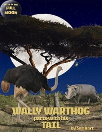 Wally Warthog Parts With His Tail
