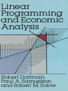 Linear Programming and Economic Analysis