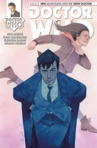 Doctor Who: The Tenth Doctor #12 by Nick Abadzis