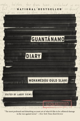 Book Guantánamo Diary by Larry Siems