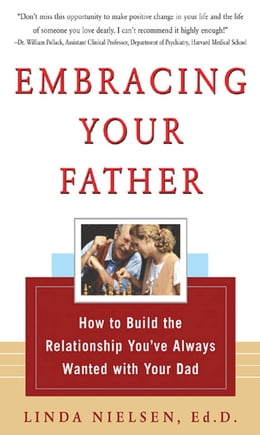 Book Embracing Your Father by Linda Nielsen