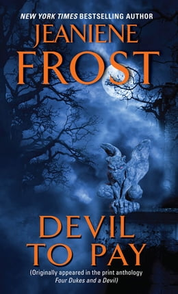 Book Devil to Pay by Jeaniene Frost