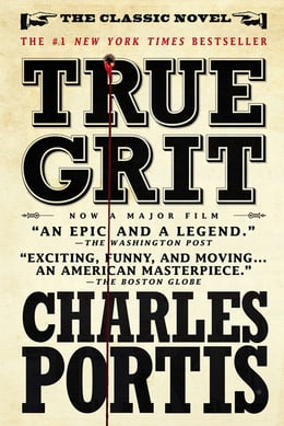 Book True Grit: A Novel by Charles Portis