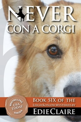 Book Never Con a Corgi by Edie Claire