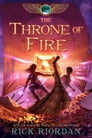 Throne of Fire, The Cover Image