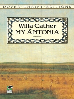 Book My Ántonia by Willa Cather
