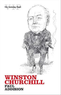 Book Winston Churchill by Paul Addison