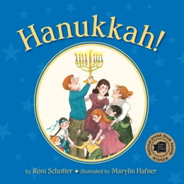 Book Hanukkah! by Roni Schotter