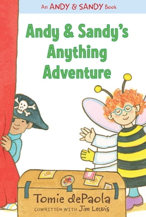 Andy & Sandy's Anything Adventure with audio recording