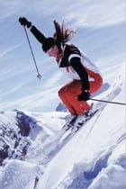 A Beginners Guide to Adventure Skiing by Rudolph Hambleton
