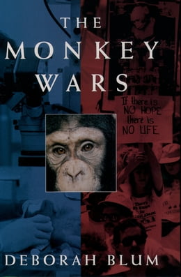 Book The Monkey Wars by Deborah Blum