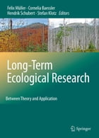 Long-Term Ecological Research: Between Theory and Application