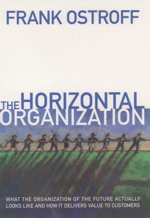 The Horizontal Organization What the Organization of the Future Actually Looks Like and How It Delivers Value to Customers