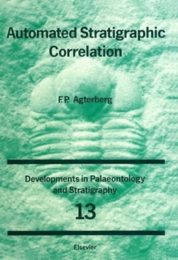 Book Automated Stratigraphic Correlation by Agterberg, F.P.
