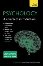 Psychology: A Complete Introduction: Teach Yourself by Sandi Mann