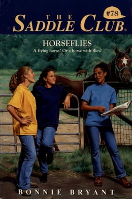 Book Horseflies by Bonnie Bryant