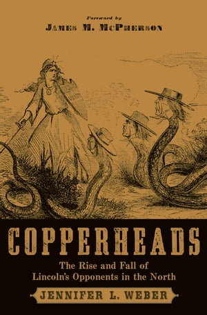 Copperheads The Rise and Fall of Lincoln's Opponents in the North