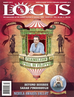 Locus Magazine, Issue 614, March 2012