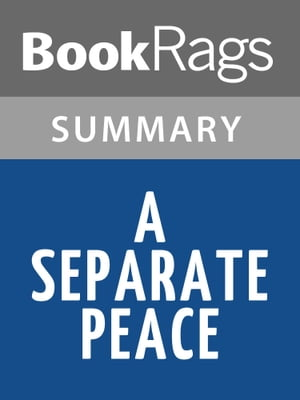 a plot summary of the story a separate peace Ever since its first publication in 1960, a separate peace has been hailed as a modern classic now the story of two best friends attending a new england boarding school during world war ii comes to life in this powerful audio presentation.
