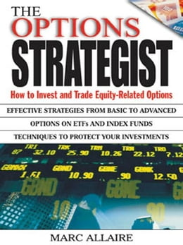 Book The Options Strategist by Allaire, Marc