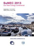 SuNEC 2013 - Book of Abstracts by Mario Pagliaro