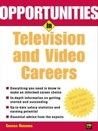 Opportunities in Television and Video Careers