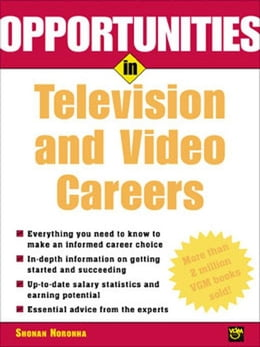 Book Opportunities in Television and Video Careers by Noronha, Shonan