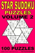 Star Sudoku Puzzles. Volume 2. by Ted Summerfield