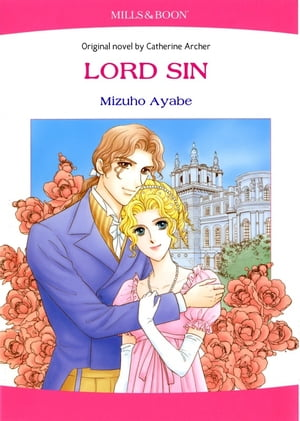 LORD SIN: Mills&Boon comics