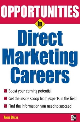 Book Opportunties in Direct Marketing by Basye, Anne