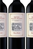 Soft Soil, Black Grapes: The Birth of Italian Winemaking in California by Simone Cinotto