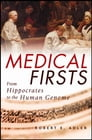 Medical Firsts Cover Image