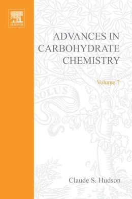 Book Advances in Carbohydrate Chemistry by Hudson, Claude S.