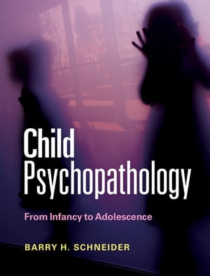 Child Psychopathology From Infancy to Adolescence