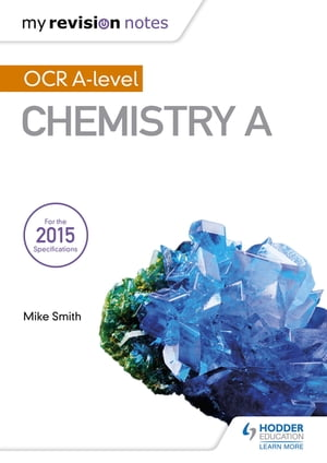 Ocr a level chemistry revision guide whsmith fandeluxe Image collections