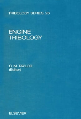 Book Engine Tribology by Taylor, C. M.