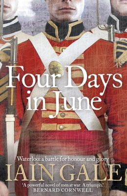 Book Four Days in June by Iain Gale