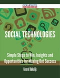 9781489152602 - Gerard Blokdijk: social technologies - Simple Steps to Win, Insights and Opportunities for Maxing Out Success - 書