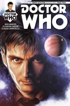 Doctor Who: The Tenth Doctor #2.2 by Nick Abadzis