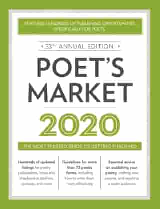 Poet's Market 2020: The Most Trusted Guide for Publishing Poetry de Robert Lee Brewer
