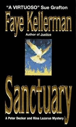 Book Sanctuary: A Decker/Lazarus Novel by Faye Kellerman