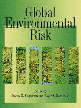Book Global Environmental Risk by Jeanne X. Kasperson