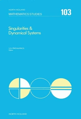 Book Singularities & Dynamical Systems by Pnevmatikos, S.N.
