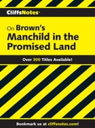 CliffsNotes on Brown's Manchild in the Promised Land by William M. Washington Jr.
